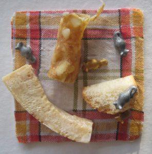 Käse Speck und Mäuse