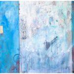 Moderne Malerei auf Leinwand