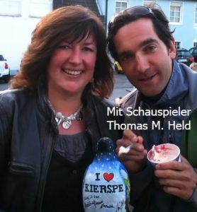 Begegnung mit Thomas M. Held