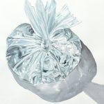 Wassersack in Aquarellfarbe